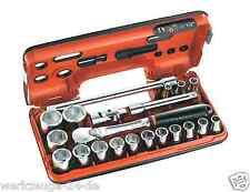 """FACOM 1/2"""" 6-Kant Dbox clés à douille-jeu jeu d'outils - 21 pièces sl.dbox1 wow"""