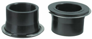 Hope Pro 2, Pro 2 Evo, Pro 4 20mm Thru-Axle Front End Caps: Converts to 20mm x