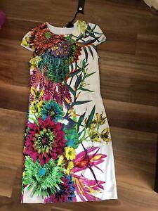 Just Cavalli Bodycon Midi Dress
