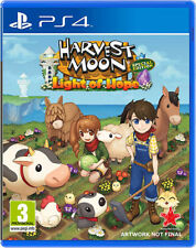 Harvest Moon Light of Hope Sony PlayStation Ps4 Game - 3 Years