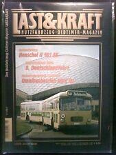 LAST & Kraft     Nutzfahrzeug-Geschichte   Nr: 1 aus 2005   in Schutzhülle