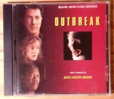 James Newton Howard: Outbreak Soundtrack VS CD