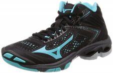 Mizuno Volleyball Shoes Wave Lightning Z5 Mid V1ga1905 Black x Dark Gray Japan