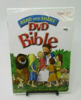 READ & SHARE - DVD BIBLE: VOLUME 1 ANIMATED DVD, 13 OLD & NEW TESTAMENT STORIES