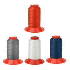 4Pcs 500m Bonded Nylon Sewing Thread for Tent, Leather, Bag, Shoes, Canvas