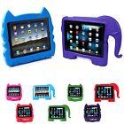 Kids Shock Proof Animal Design Lightweight Handle Case for iPad 2/3/4