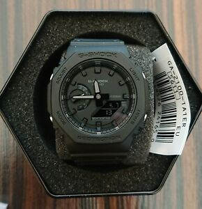 Casio G-Shock GA-2100-1A1 CasiOak Brand New Rare (UPS Express Worldwide⚡)