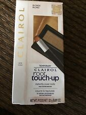 Clairol Blonde Temporary~ Root Touch Up Concealing Powder~instantly Cover Roots