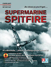 Absolute Supermarine Spitfire Cd Rom (ABSOLUTE CD-ROMS) By Alastair Fitzgeral.