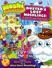 Moshi Monsters: Buster's Lost Moshlings: A Search-and-Find Book