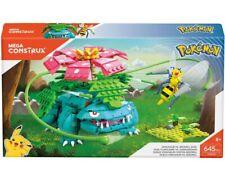 Pokemon Mega Construx Venusaur vs. Beedrill Duel Set