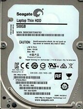 Seagate ST500LM021  2.5in. SATA 500GB SATA 6Gb/s Thin Internal Hard Drive used