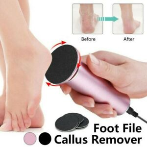 Electric Foot Dead Skin Grinder Feet Grinding File Callus Remover Pedicure Tools
