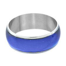 1PC change color rings  temperature ring mood rings Size 6