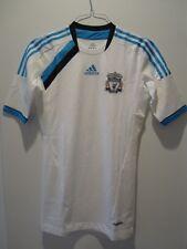 Adidas 11-12 Liverpool Techfit Soccer Jersey Mailot Maglia Footbal Shirt CL Kiev