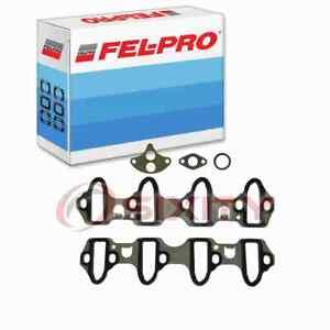 Felpro 48YM77Q Intake Manifold Gasket Set Fits 2002-2013 Chevy Silverado 1500