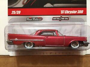 2010 Hot Wheels Larry's Garage #25 '57 Chrysler 300 CHASE - FREE SHIPPING