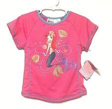 Disney Ariel Rash guard  Size 6X  Zippidy Kids