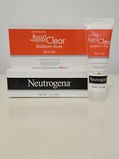 Neutrogena Rapid Clear Maximum Strength Acne Spot Gel 28g-10% Benzoyl Peroxide