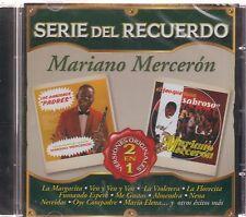CD - Serie Del Recuerdo 2 En 1 Mariano Merceron (Sony Music 2017) BRAND NEW !