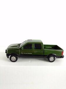 John Deere Green Pickup Truck Ertl Farm plastic collectible