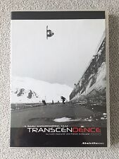 Transcendence DVD Rare Snowboarding / Snowboard 2002 Freestyle Extreme Winter