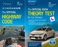 The Official Highway Code & Theory Test for Car Drivers DVSA Latest Edition 2018