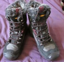 KEEN DURAND POLAR WOMENS WINTER BOOT MISMATCHED L7.5 R6.5 NEW FREES&H