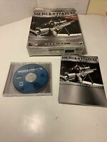soldier of fortune pc cd rom game with manual in box preowned