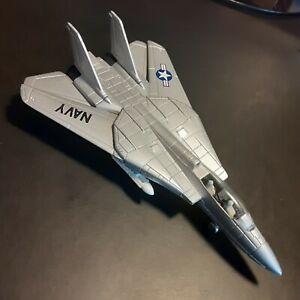 ERTL DIECAST JET F-14  NAVY FIGHTER JET  #1619S F14