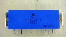 MOTOROLA MHW709-3 7-Pin RF Module IC New Quantity-1