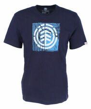 Element Driftwood Camiseta de Manga Corta para Hombre