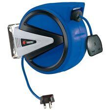 Draper rétractable câble électrique bobine 20 m 15052
