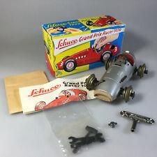 Vintage US Zone Germany 1946 SCHUCO Grand Prix Racer 1070 + Box Tools Manual