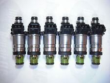 Six ( 6 ) Flow Matched Refurbished IPT Fuel Injectors for Honda Acura 3.0 L