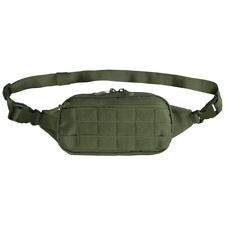 Mil-Tec Fanny Pack Waist Bag Fishing Work Travel Outdoor Belt Security Olive