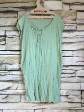 cocon.commerz PRIVATSACHEN ERBNISCHE Kleid aus ECOKATTUN in grün Gr. 3