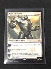 Karn Liberated LP Modern Masters 2015 Magic The Gathering MTG Mythic Rare Card