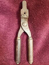 ANTIQUE 1800-s NICE BULLET MOLD PRESS WINCHESTER U.S.A.