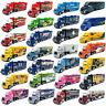 Mattel Pixar Cars Lightning Jackson Hauler Truck 1:55 Diecast Lot Loose Kid Toys