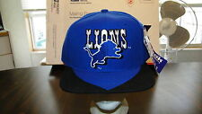 DETROIT LIONS VTG 90's NWT HAT CAP SNAPBACK NFL REEBOK