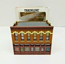 WALTHERS TRAINLINE #931-806 ~ HO SCALE ~ GEMINI BUILDING