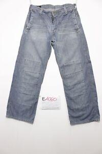 Lee Antiform Boyfriend Raccourci (Cod.E1060) Tg.45 W31 L30 Jeans Occasion Femme