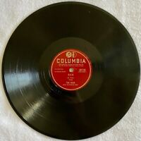 Toni Arden Rain / Mother Mother Mother 78RPM Record Columbia 38739
