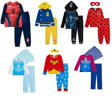 Kids Fancy Dress Up Play Party Costumes / Pyjamas Character Pjs Boys Girls Size