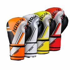Wolon Kids/Adults MMA Muay Thai Boxing Gloves Martial Arts Training Mitts Gear