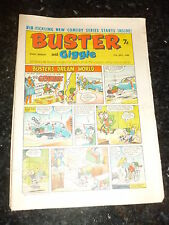 BUSTER & GIGGLE Comic - Date 27/07/1968 - UK Paper comic