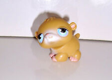 A1 FIGURINE PETSHOP LITTLEST PET SHOP SOURIS HAMSTER MARRON