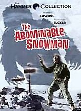 The Abominable Snowman (Dvd, 2000, Widescreen) 1957 Hammer Film Productions