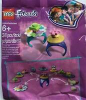 LEGO Friends Friendship Rings Promo Polybag Set 5005237 (Bagged)